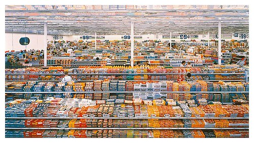 Andreas Gursky - 99 Cent by WWW.FYCGALLERY.COM