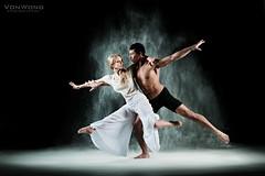 Weightless (Von Wong) Tags: flow movement dancers dancing flourdancers