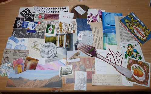 Inhalt der Collage Box 1