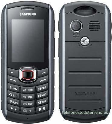 Samsung Xcover 271 (B2710 Solid), telefono todoterreno sumergibl