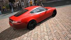 Jaguar XK (Gt5 photos) Tags: cars 5 gran jaguar turismo photoalbum xk gt5 photomode granturismo5