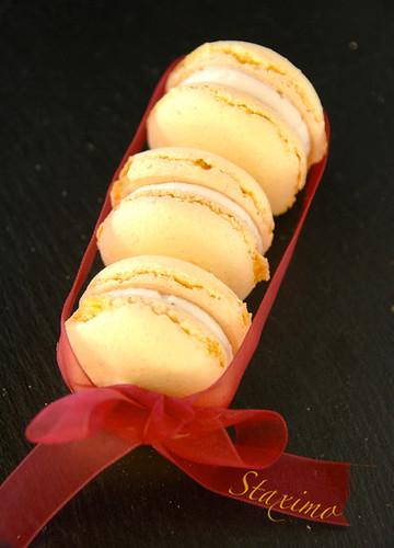 Macaron secondo la ricetta di Felder