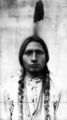 Sitting Bull (Ervin Usman) Tags: portrait self for call native indian von himmel images american artists getty usman ervin wwwervinusmancouk