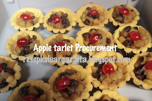 Apple Tarlet