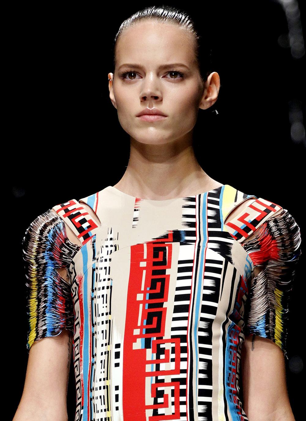 Versace S/S 2011