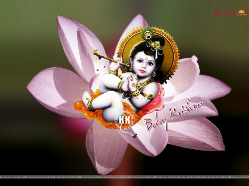 Baby Krishna Wallpapers, God Baby Krishna Wallpapers, Lord Baby Krishna