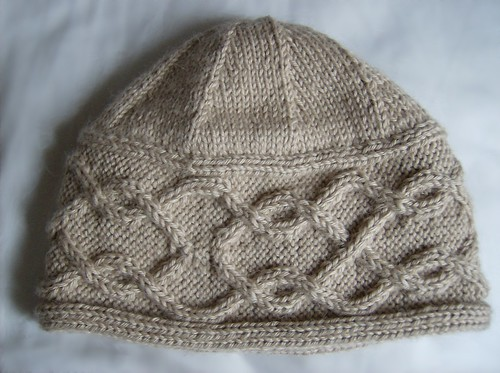 Covalent Rings hat detail