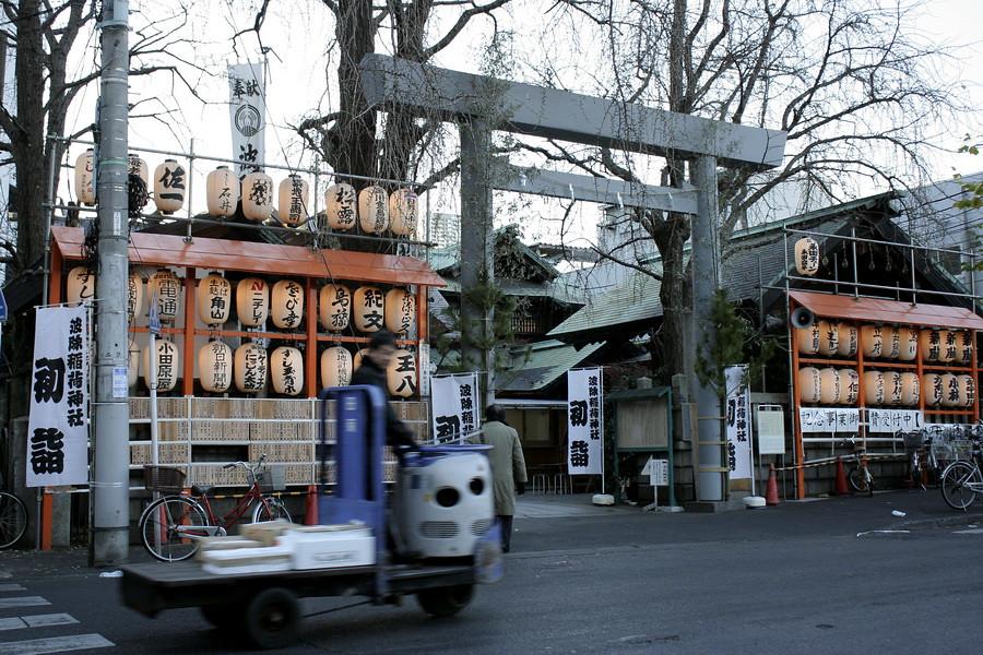 Jinja, a Shinto temple