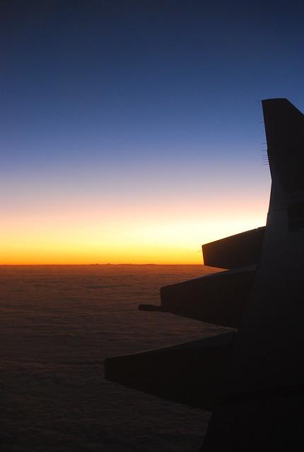 Volando con Air China