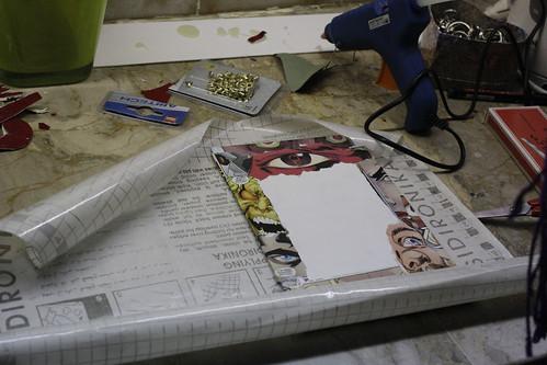 Καπλαντίζοντας το εξώφυλλο