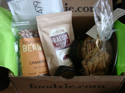 Nov Foodzie Box