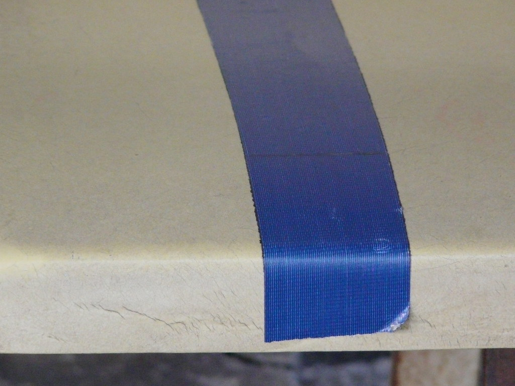 Seating Repairs in Tape