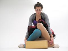 GO! Project - Part I (RachelAlexandria) Tags: urban ballet girl dance pretty infinity room nights tutu