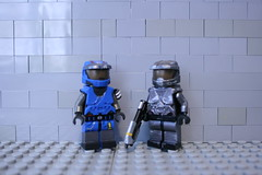 Noble six and Carter (Da-Puma) Tags: 2 3 game 1 video lego halo reach brickarms
