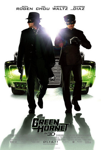 'The Green Hornet  Movie Trailer