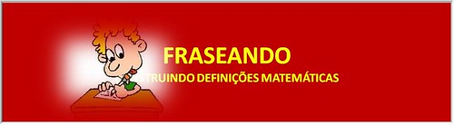 FRASEANDO - Construindo definições matemáticas