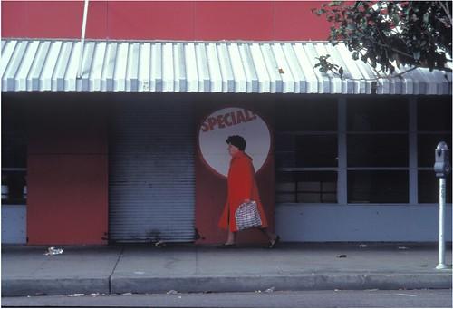 Richard Nagler, Special, Oakland, California, November 1980