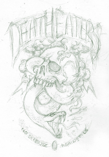 (WIP) Death Eaters design
