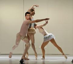A Two Part Affair @ The Guggenheim Museum, NYC (Poree-Zayas) Tags: costumes ballet dancers stage tutu leotard leggings guggenheimmuseum fashiondesign balletshoes balletcostumes jillianlewis worksprocess nicoleporeezayas atwopartaffair baletdancers