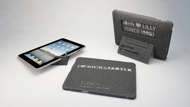 FOC for Kickstarter iPad Case by Freedom Of Creation