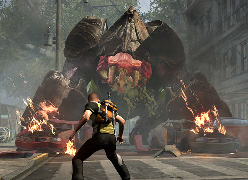 Devourer from inFAMOUS 2