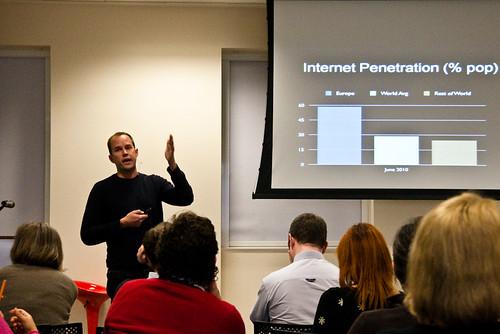 Seth Bindernagel, Mozilla