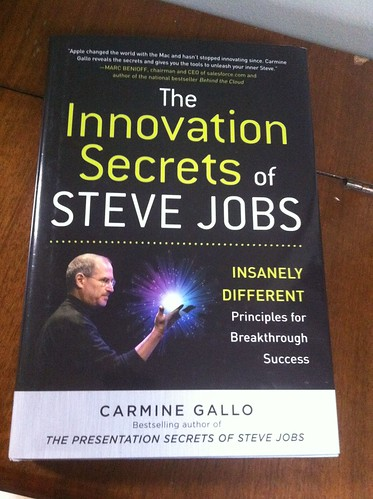 The Innovation Secrets of Steve Jobs