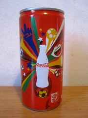 Coca Cola 200ml (Like_the_Grand_Canyon) Tags: africa soft cola drink sweet soccer south beverage coke can pop afrika soda worldcup product edition za coca südafrika fizzy 2010 dose süd