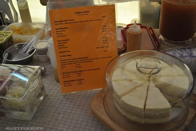 Buena Comida at Mercato Centrale