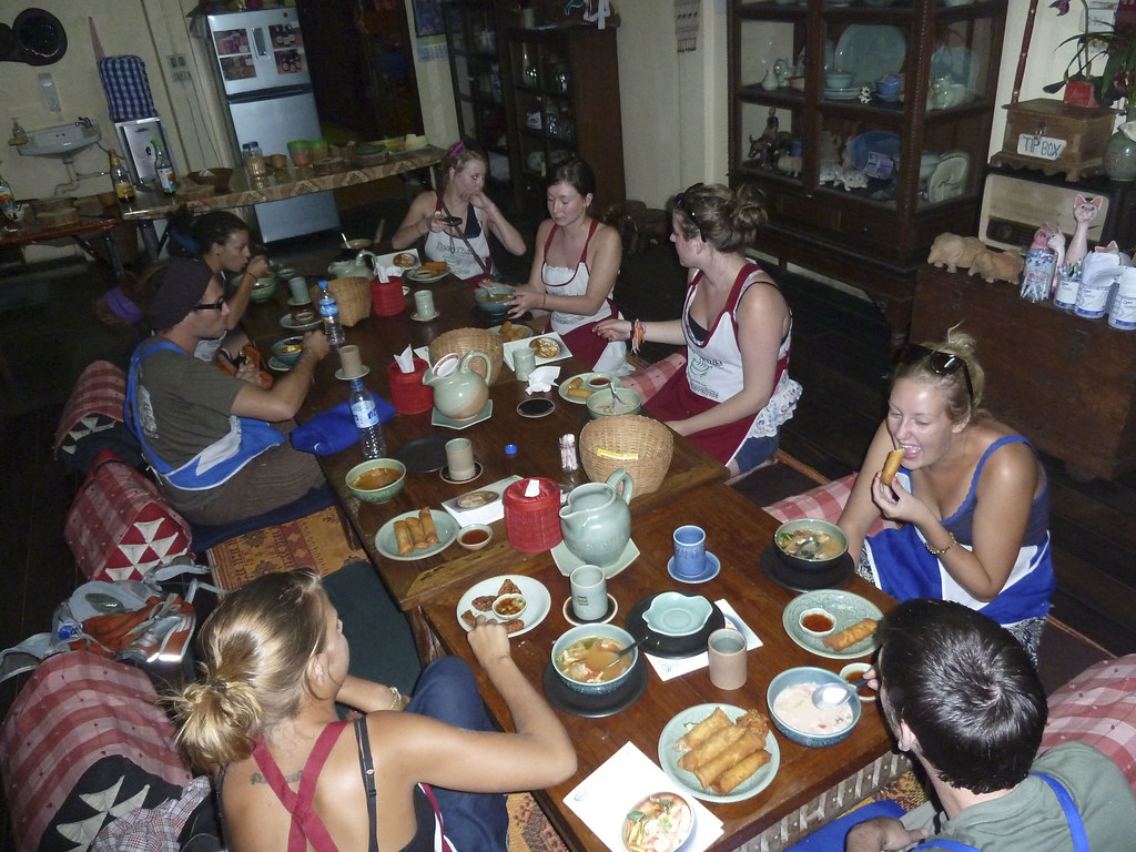 Baan Thai Cooking School - Chiang Mai, Thailand