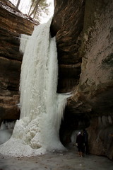 32 (Symbiosis) Tags: park snow ice frozen illinois state january waterfalls iceclimbing utica starvedrock 2011 cajunconnection grandbearlodge stlouiscanyon uptowngrill blackdiamondiceaxe