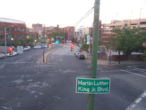MLK Blvd, Baltimore (by: spike55151/Chris, creative commons license)