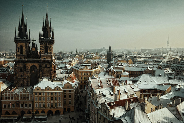 Prague never lets you go… this dear little mother has sharp claws –Franz Kafka