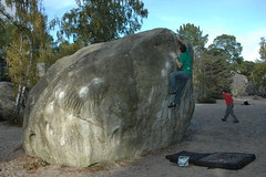 Fontainebleau (sgl0jd) Tags: elephant dave bouldering fontainebleau