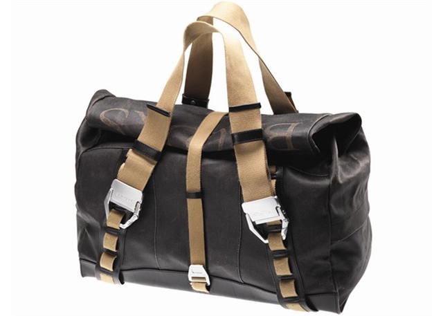 Brooks Hampstead holdall 01