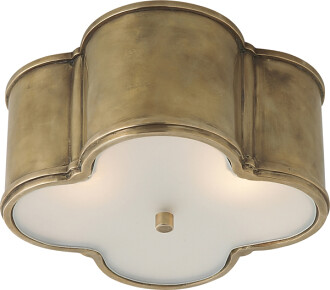 lighting, circa lighting, basil flush mount, $240