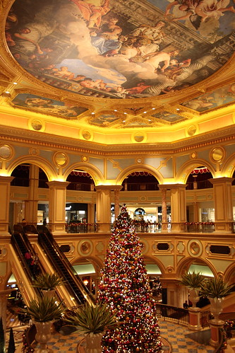The Venetian in Macau