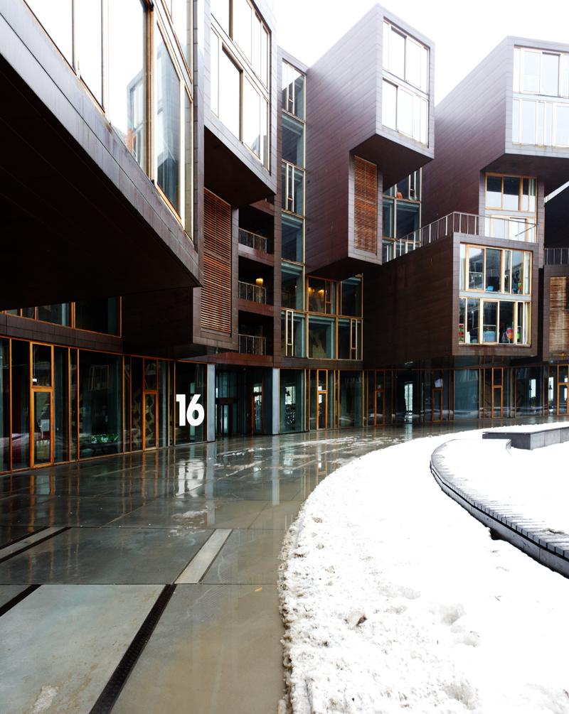 Tietgenkollegiet, Copenhagen