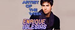 VidZone - Artist Of The Week: Enrique Iglesias