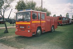 A163 PKH (markkirk85) Tags: uk rescue ex fire 2000 ds engine safety event 1984 service dennis appliance truckfest humberside a163 pka a163pkh