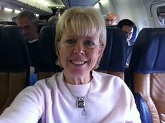 Plane #2 from Tulsa