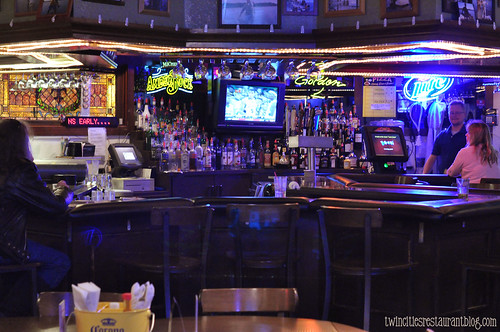 Bar Area at Gulden's ~ Maplewood, MN