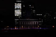 ghosts in passing (damonabnormal) Tags: street city longexposure nightphotography urban philadelphia night wednesday nikon jan d 28mm january streetphotography pa nightime philly nikkor phl f28 independencehall 2011 nikkor28mm philadelphiaindependencehall d7000 nikond7000