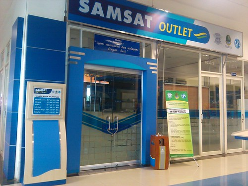 outlet samsat