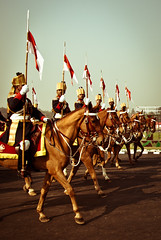 The Last Indian Horse Mounted Cavalry