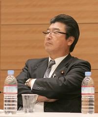 中川秀直 画像