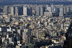 Paris (RayKippig) Tags: paris france building tower skyscraper frankreich tour highrise turm montparnasse hochhaus