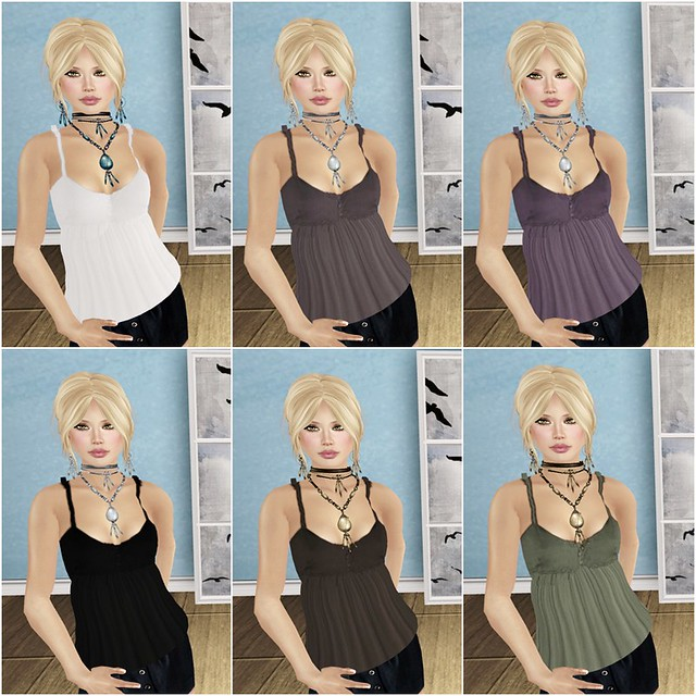 Berries Inc.loulou top **NEW**