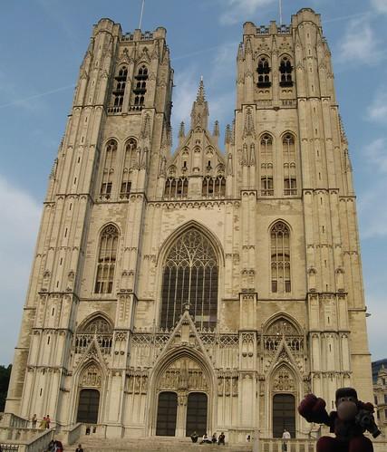 Narizón errante en Amiens, Francia