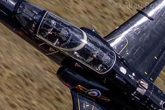 Bar Hawk T2 Cockpit (eaglesnestphoto) Tags: hawk aircraft military jet bae raf machloop